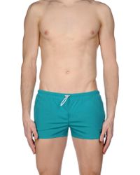 DSquared² Swimming Trunks - Blue