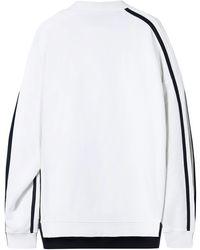 Y. Project Sweat-shirt - Blanc