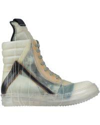 Rick Owens Sneakers & Tennis montantes - Blanc