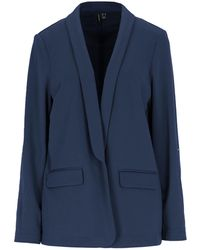 Vero Moda Suit Jacket - Blue