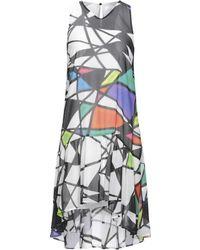 Anonyme Designers Short Dress - Black
