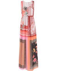 Cristina Gavioli Collection - Long Dress - Lyst