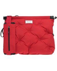 Maison Margiela Cross-body Bag - Red