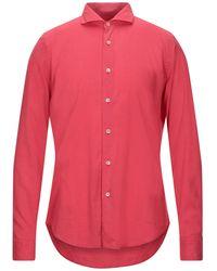 Fedeli Shirt - Red