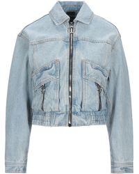 Armani Exchange Capospalla jeans - Blu
