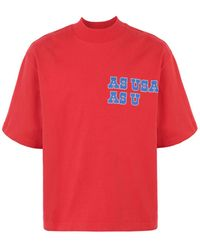 REEBOK X PYER MOSS Camiseta - Rojo