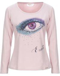 Ean 13 T-shirt - Pink