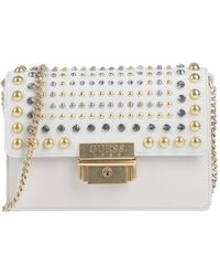 Guess Cross-body Bag - White