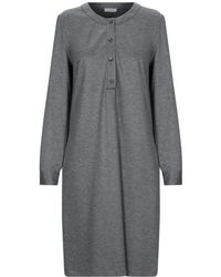 Cappellini By Peserico Robe courte - Gris