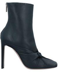 Giorgio Armani Ankle Boots - Blue
