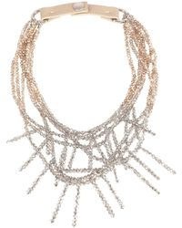 Peserico Necklace - Natural