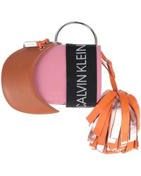 CALVIN KLEIN 205W39NYC Handtaschen - Pink