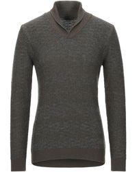 Zanone Sweater - Gray