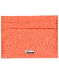 Dolce & Gabbana Porte-documents - Orange