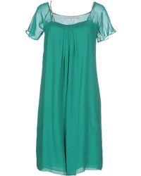 Schumacher - Knee-length Dress - Lyst