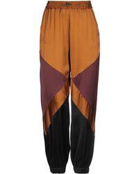 Ottod'Ame Casual Trousers - Multicolour