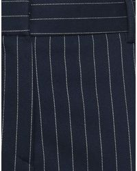 Ottod'Ame Trousers - Blue