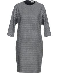 AT.P.CO - Short Dress - Lyst