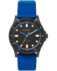 Skagen Armbanduhr - Schwarz