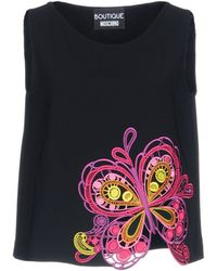 Boutique Moschino - Tops - Lyst
