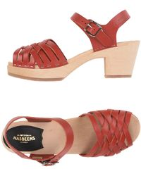 Swedish Hasbeens - Sandals - Lyst