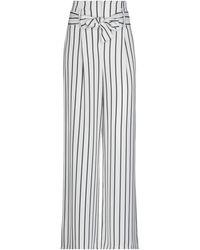 CROCHÈ Trouser - White