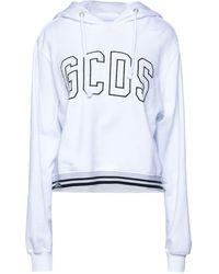 Gcds Sweat-shirt - Blanc