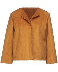 Niu Coat - Brown