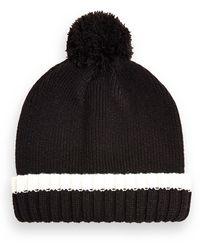 TOPMAN Hat - Black
