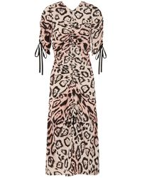 Alice McCALL Midi Dress - Pink