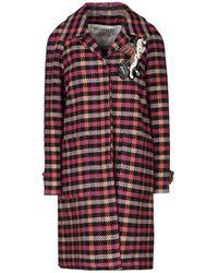 Shirtaporter Coat - Pink