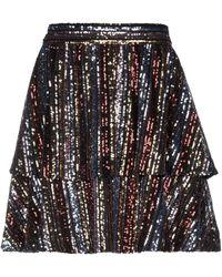 Trussardi Mini-jupe - Noir