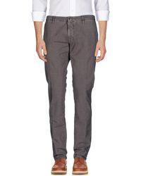 Incotex Pantalones - Gris