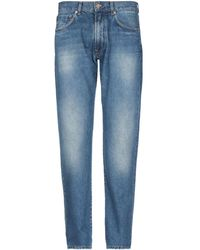 Aspesi - Pantaloni jeans - Lyst