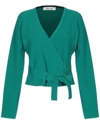 Diane von Furstenberg Wrap Cardigans - Green
