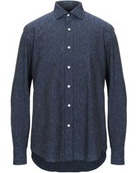Salvatore Piccolo Shirt - Blue