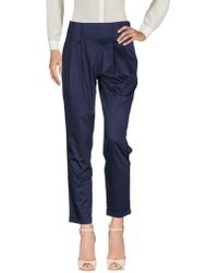 Caractere - Casual Pants - Lyst