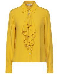 Patrizia Pepe Shirt - Yellow