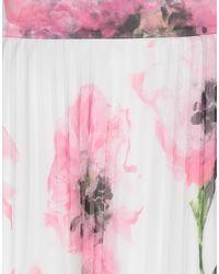Blugirl Blumarine Midi Skirt - Pink