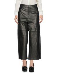 Polo Ralph Lauren 3/4-length Pants - Black