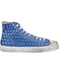 METAL GIENCHI Trainers - Blue