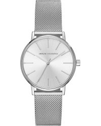 Armani Exchange - Wrist Watches - Lyst