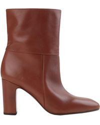 Chie Mihara Ankle Boots - Brown