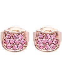 Karl Lagerfeld Earrings - Pink