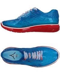 AIRDP by ISHU+ Low Sneakers & Tennisschuhe - Blau