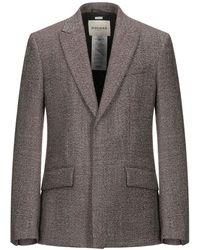 Rochas Suit Jacket - Grey