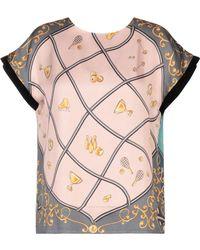 Shirtaporter Blouse - Pink