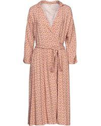 Bellerose Midi Dress - Pink