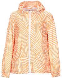 Peuterey Synthetic Down Jacket - Orange
