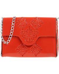 MeDusa Shoulder Bag - Red